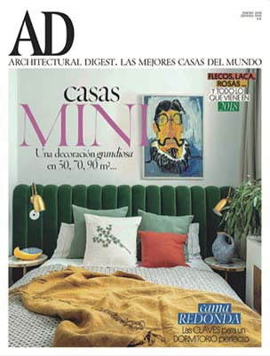 AD Architectural Digest #131 2018/01