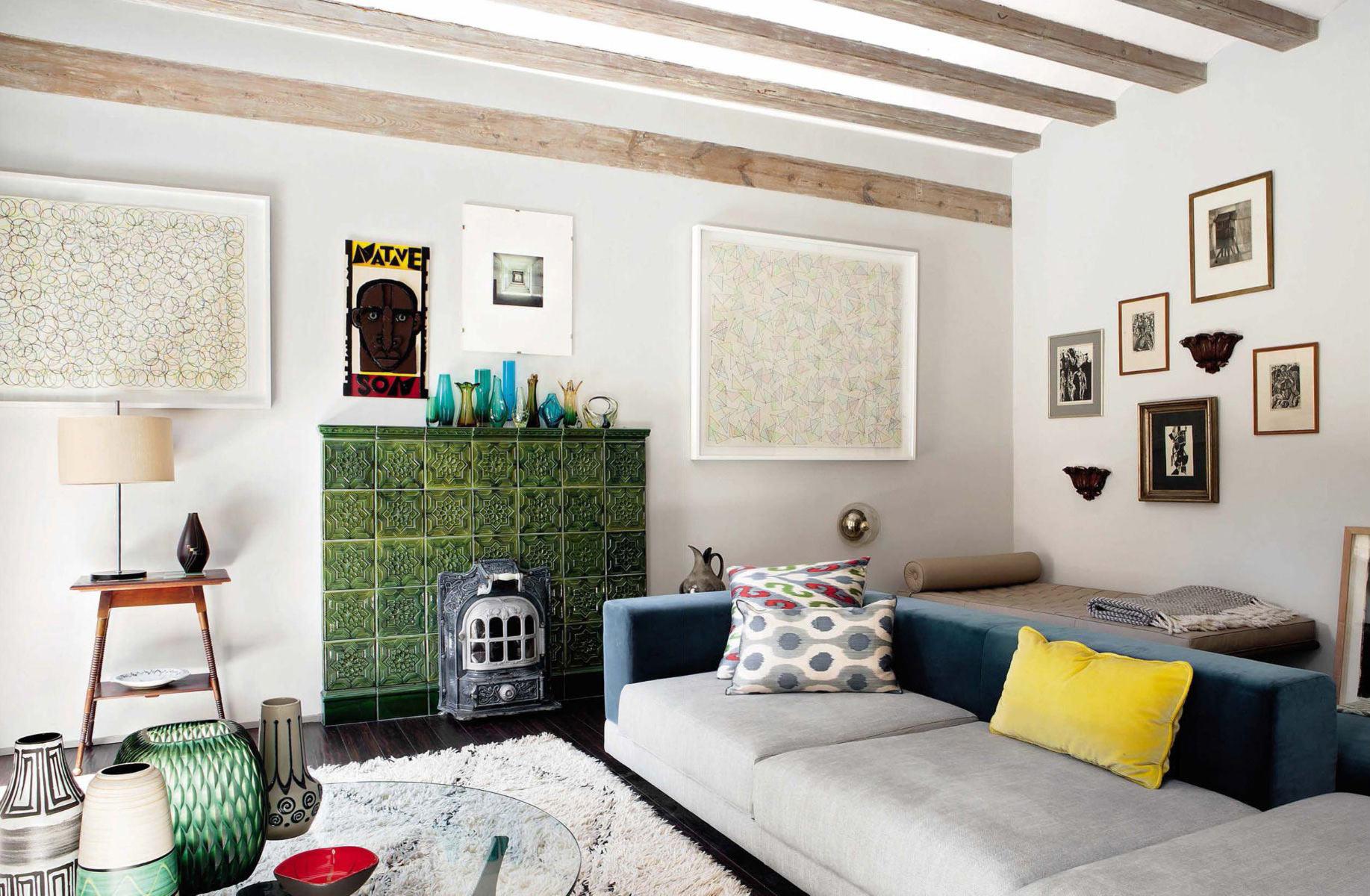 Mikel Irastorza Interior Design Barcelona